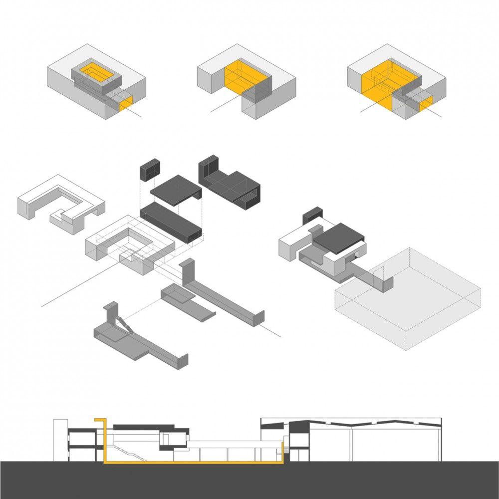 Oficinas Melfi / Medir Architetti