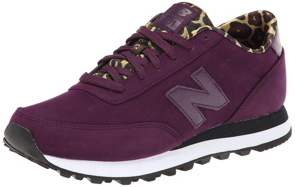 New Balance Women's WL501 High Roller Pack Running Shoe,Purple,9 B ...