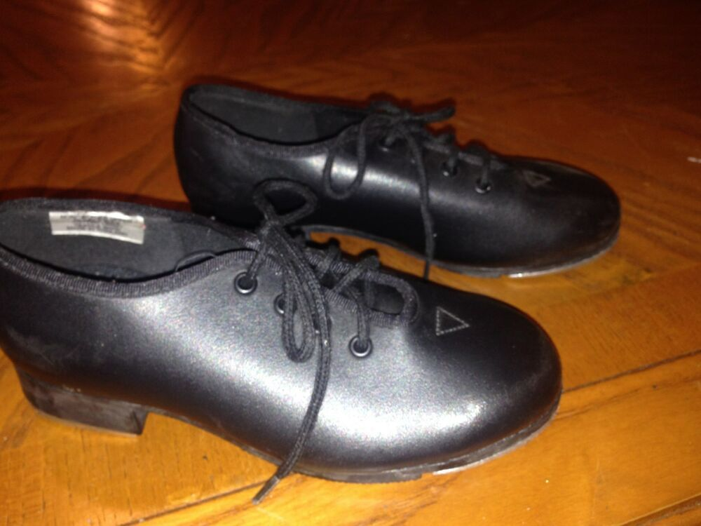 official photos get cheap best wholesaler Girls Tap Dance Shoes--Size 11.5 -- Comes from Dance Now--Very ...