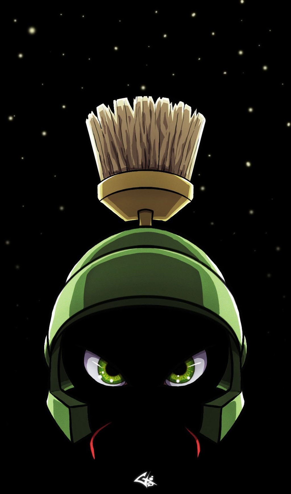 marvin the martian emperor by g chris on deviantart marvin the