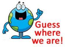 Mystery Hangouts  |  נחשו היכן אנחנו !