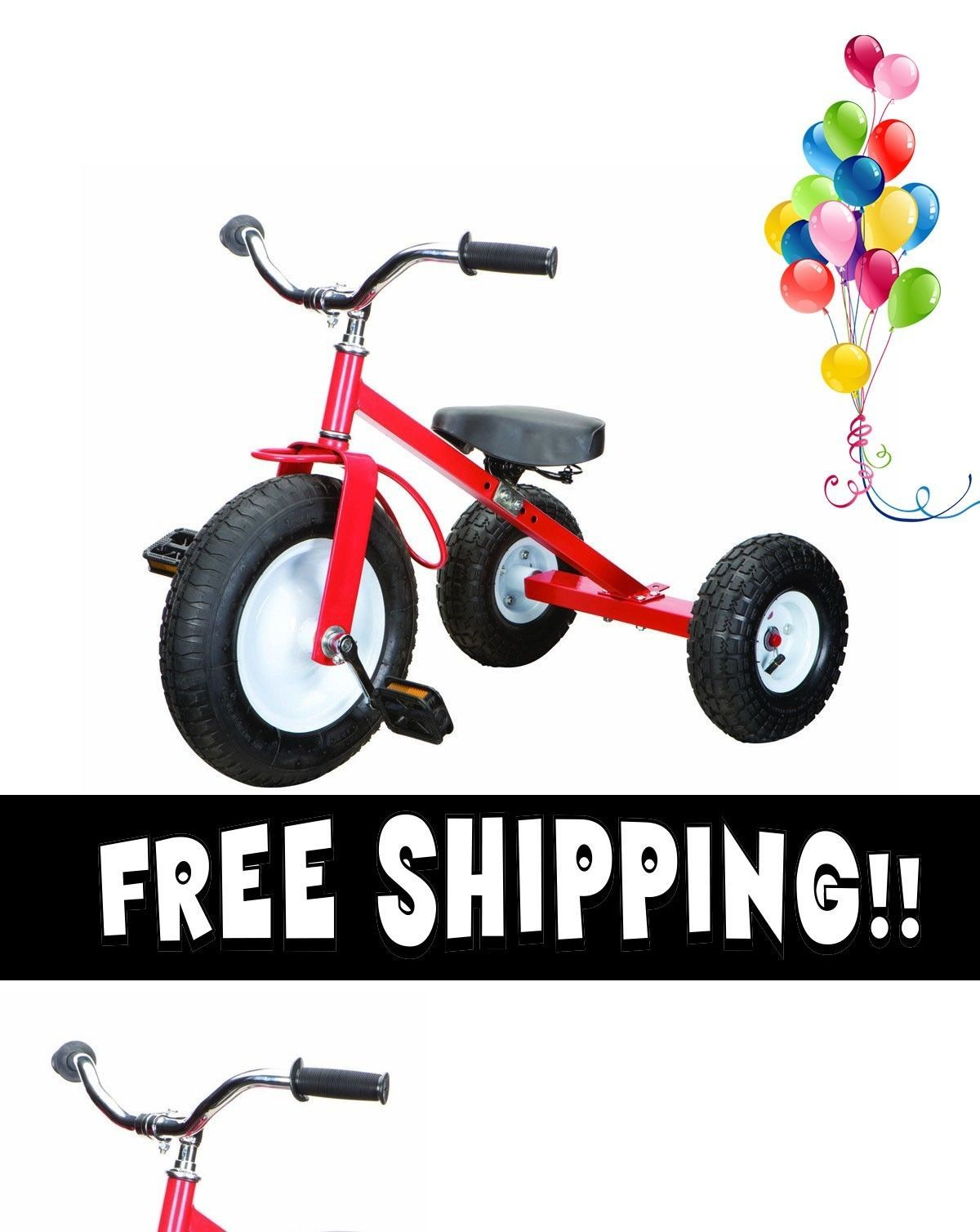 26ddebac788 Ride-Ons and Tricycles 19023: All-Terrain Tricycle For Children Trike  Daycare Preschool Toddler Kids Heavyduty -> BUY IT NOW ONLY: $64.99 on  #eBay ...