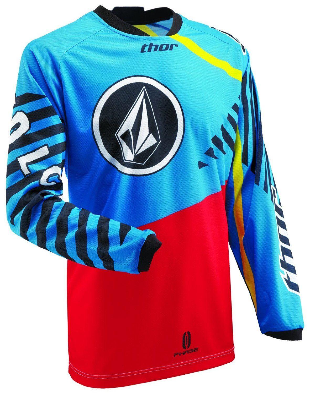 Dirt Bikes · Thor Mens 2013 Phase Volcom Motocross Jersey http   downhill .cybermarket24.com 032ad1401
