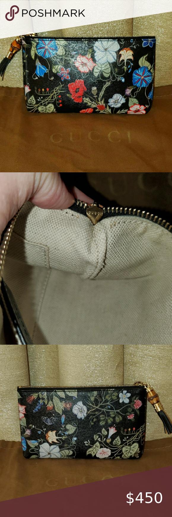 Bolso de mano Gucci Flora Kris Knight  – Bolsa