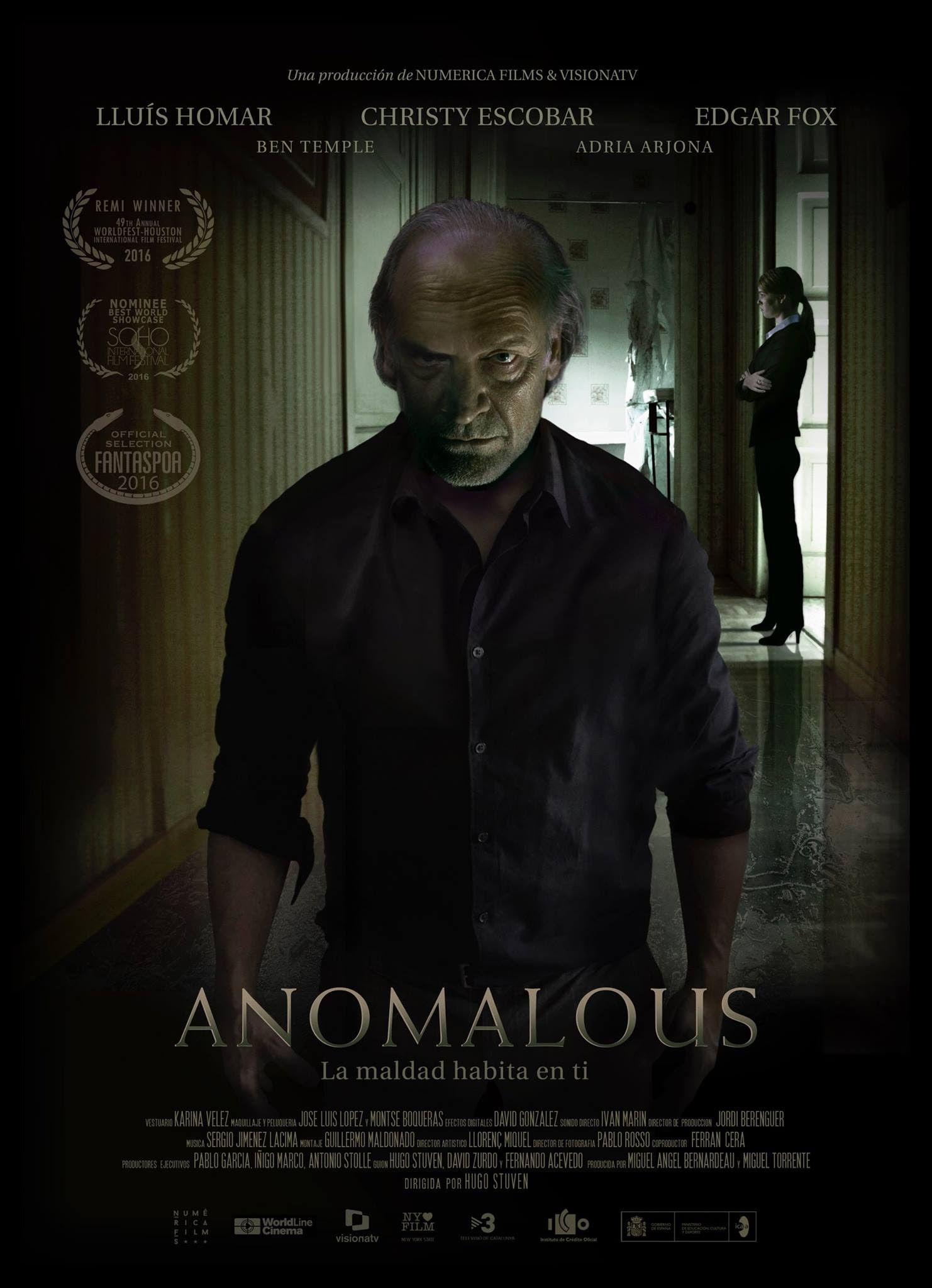 Anomalous Peliculas En Ingles Peliculas En Linea Peliculas De Drama