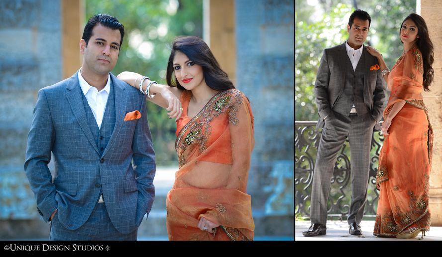 Indian Photographers Engagement Session Unique Vizcaya