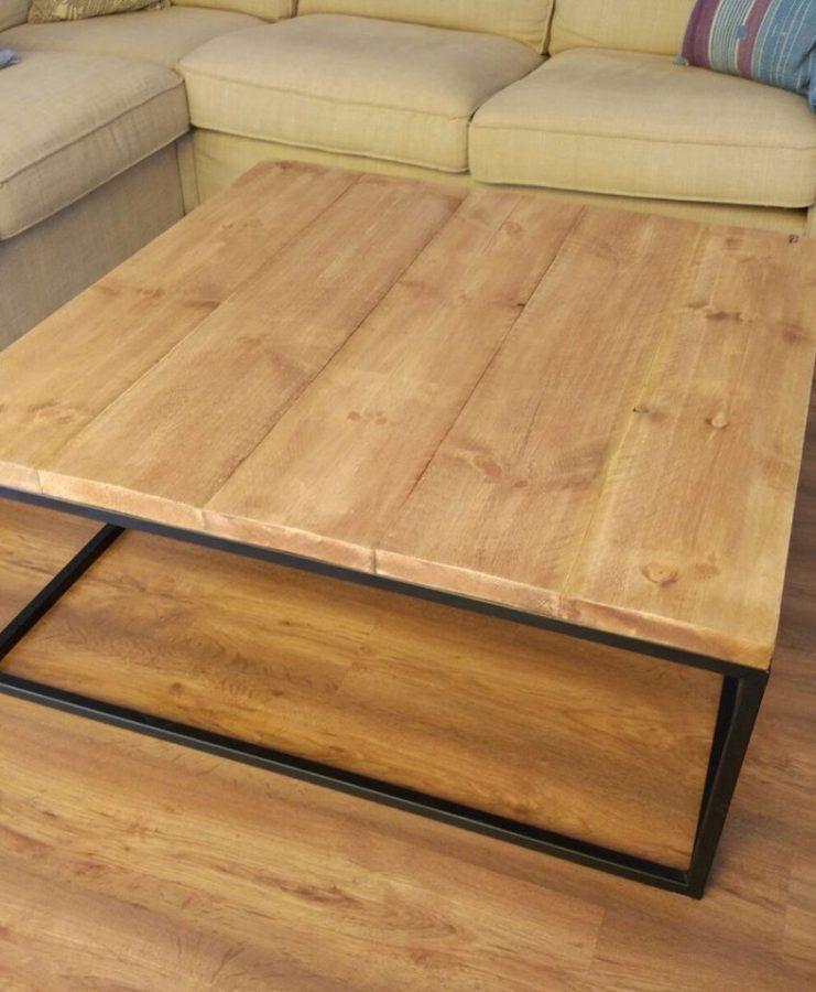 Fabricación de muebles estilo industrial a medida únicos para tu ...