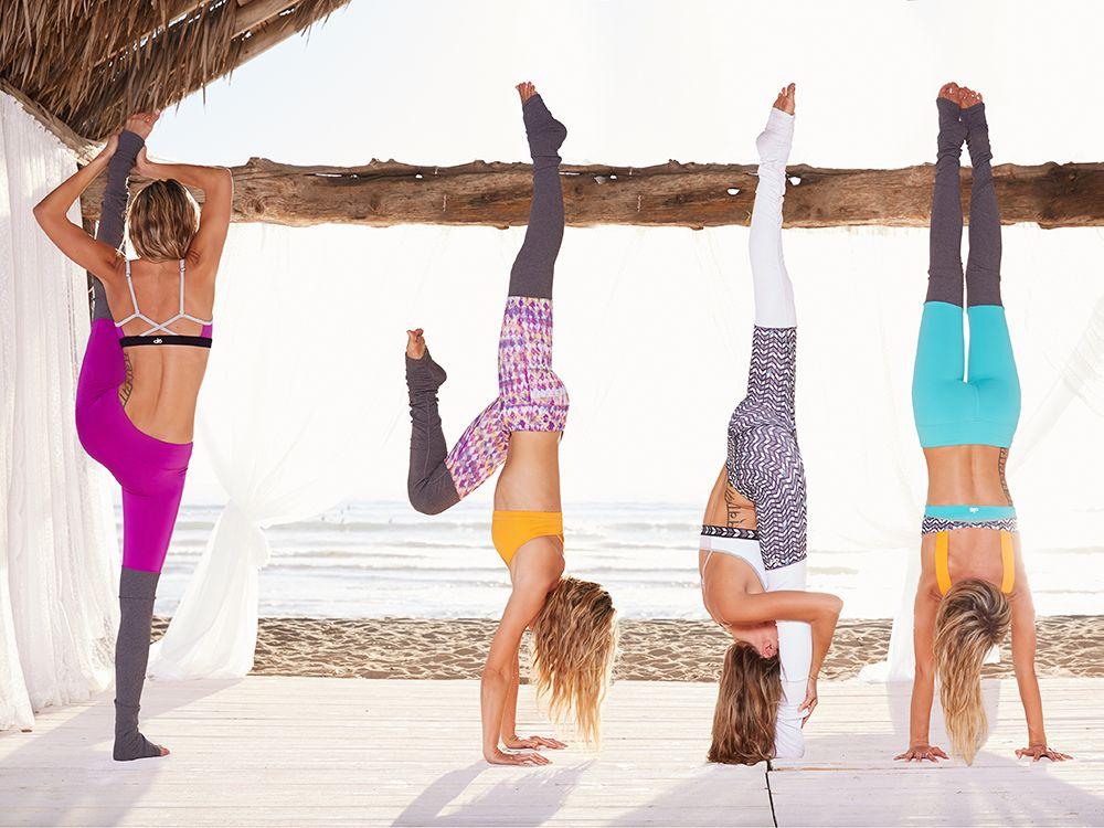 Lookbook Yoga Pants Hot Alo Yoga Yoga Fashion