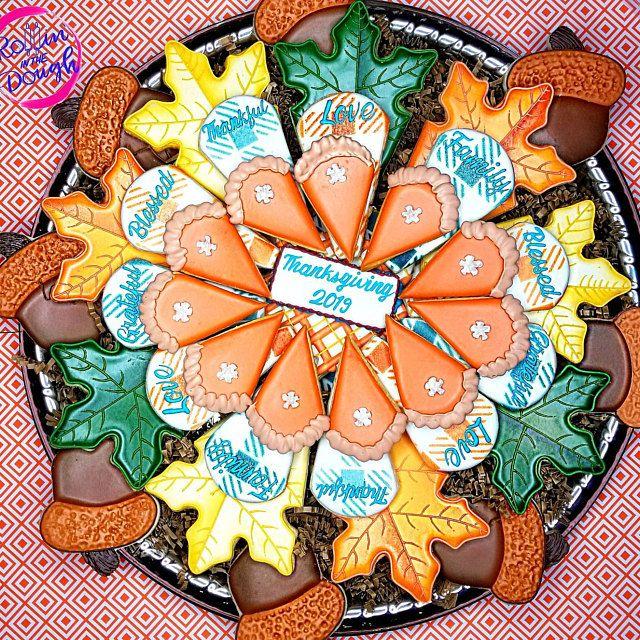 Lynne's Platter Cookie Cutter Set and Fondant Cutt