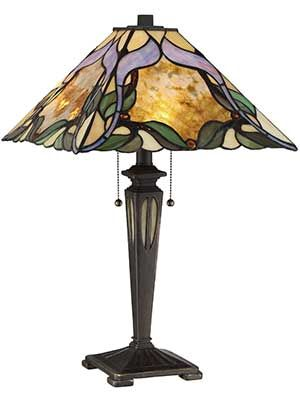 Persian Violet Table Lamp | House of Antique Hardware