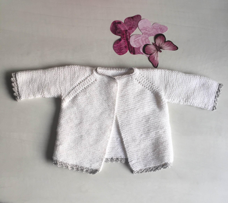 Jersey de ganchillo para bebe diy facil molan mis calcetas | Tejido ...