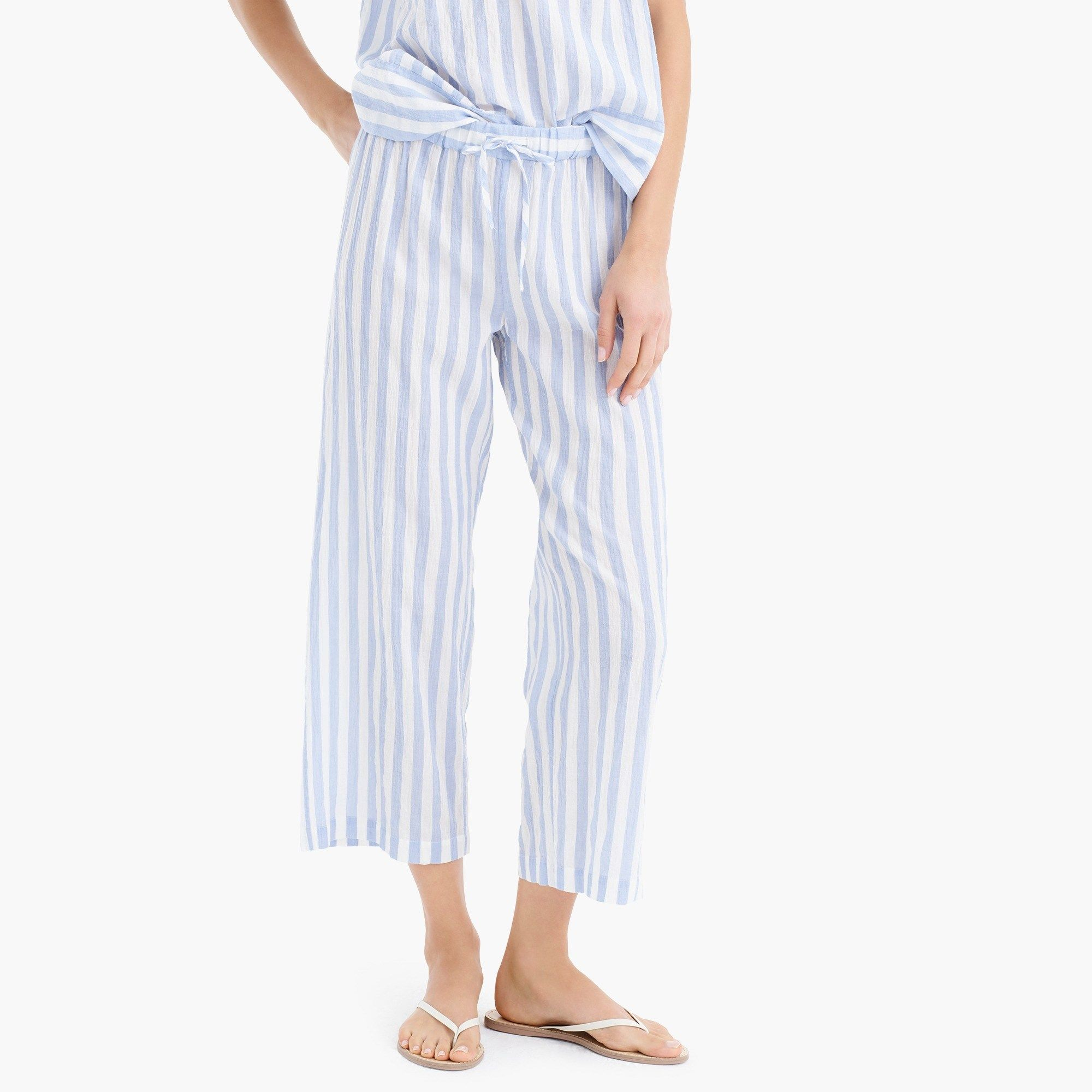 f1357bc75d Love these striped beach pants from J. Crew! | RESORT SHOP in 2019 ...
