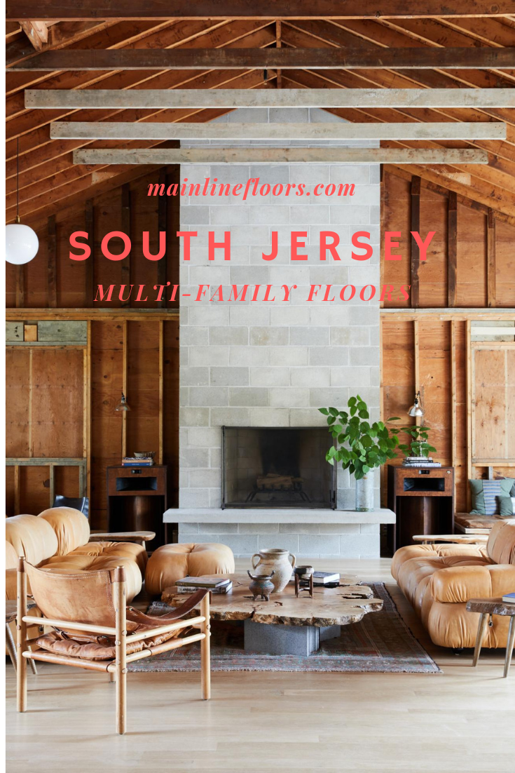 South Jersey Multi Family Flooring Design Places A Strong Emphasis On Creating Clean