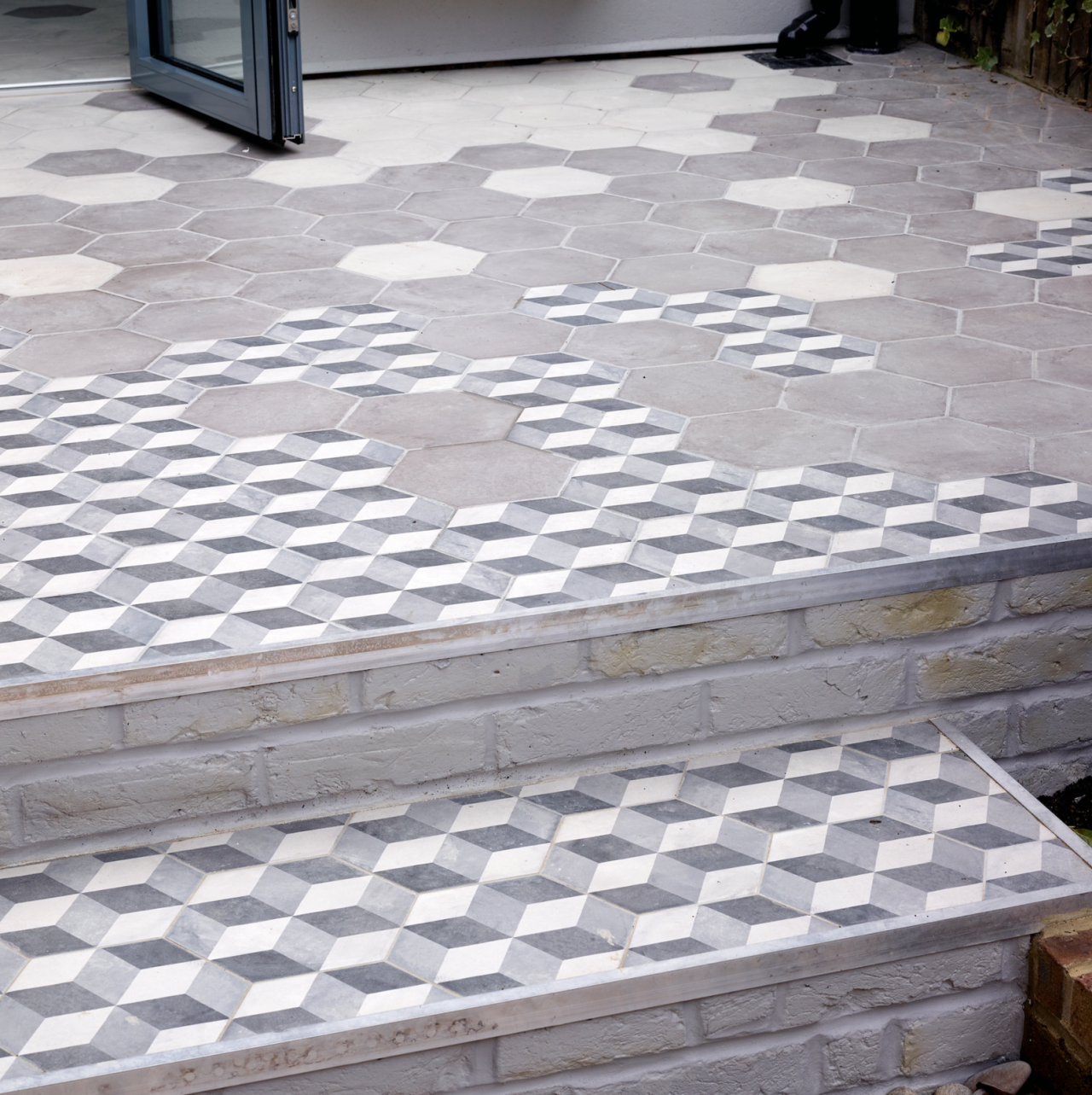 Are You Thinking Of Giving Your Outdoors A Facelift Outdoor Tiles Patterned Floor Tiles Ceramic Tiles