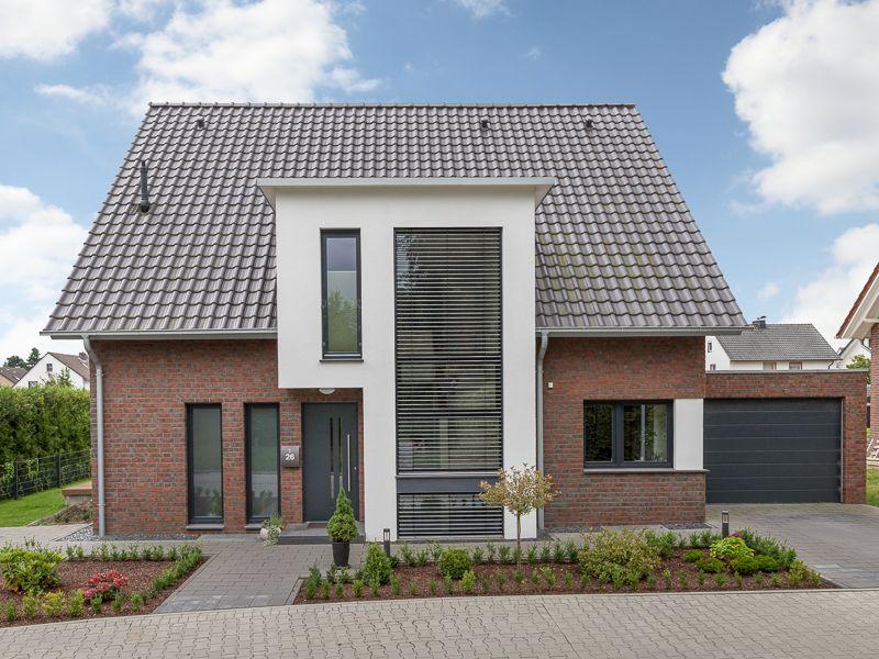 EFH Außenaufnahmen in 2020 Haus architektur, Haus ideen
