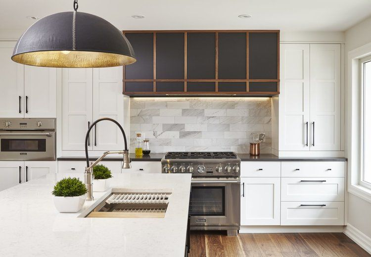 Our Favorite Alternatives To Traditional Subway Tile Kitchen