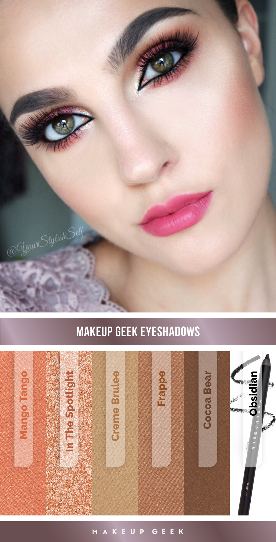 Grand Glamour Makeup Tutorial Makeup Geek Makeup Geek Makeup Geek Cosmetics Glamour Makeup