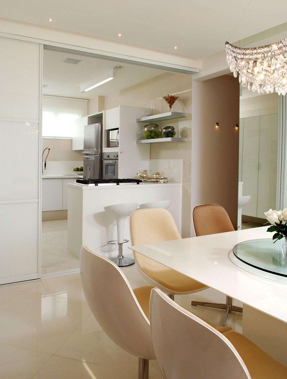 Integrar preciso decora o de detalhes e divis ria for Como decorar una casa chica