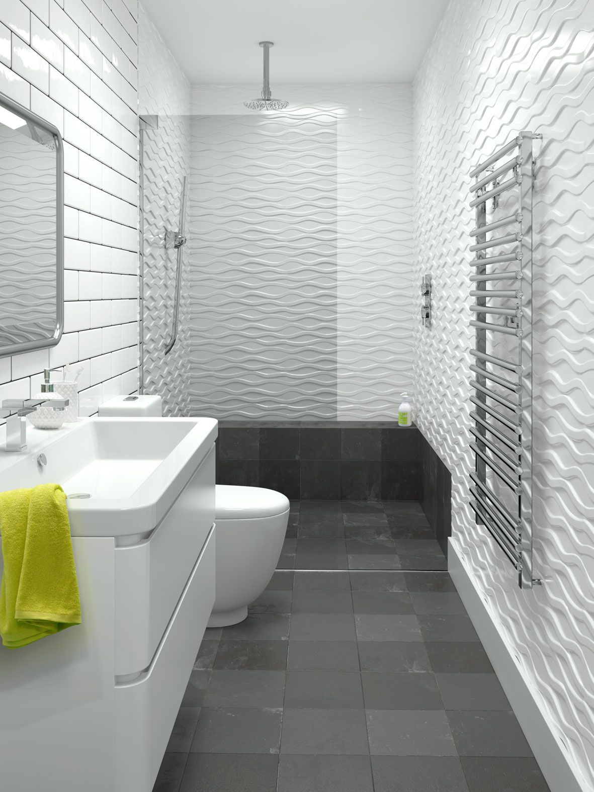 Surprising Small Wet Room Ideas, Design & Decor | Bathroom Remodel ...