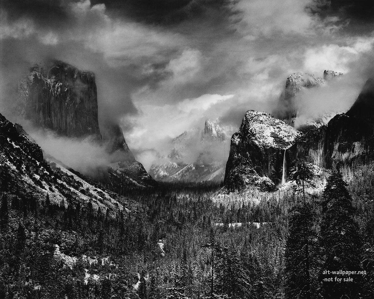 Ansel Adams Photography | Adam West Ansel Adams Photos Photography ...
