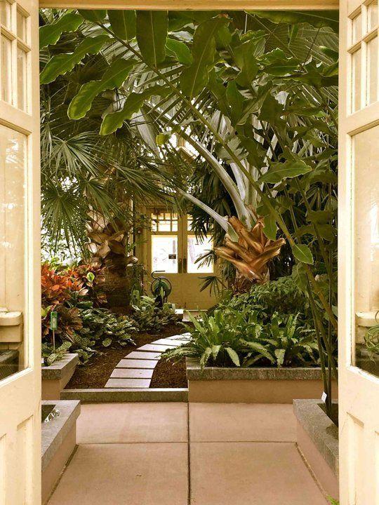 Garden Visit: Howard Peters Rawlings Conservatory U0026 Botanic Gardens