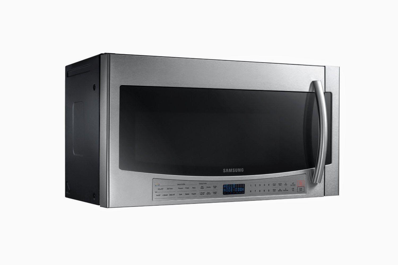 Samsung me21f07overtherange microwave