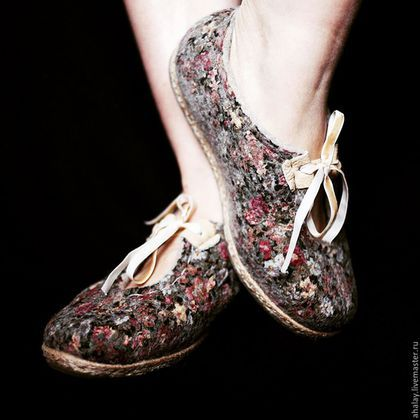 Обувь ручной работы. Ярмарка Мастеров - ручная работа. Купить Туфли Мэри  Джейн летние женские 43e219b69b4