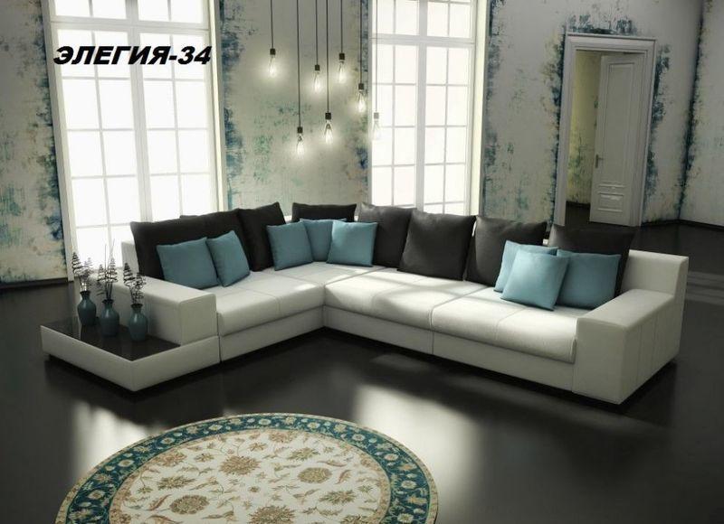 Диван угловой Элегия-34 (Мебель-Плюс TM) купить в Днепре ...