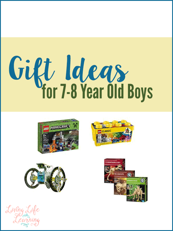Need Gift Ideas For 7 8 Year Old Boys Look No Further