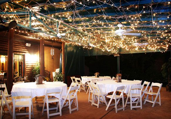 Advantages Of The Outdoor Wedding Reception: The Lodge At Grant's Trail
