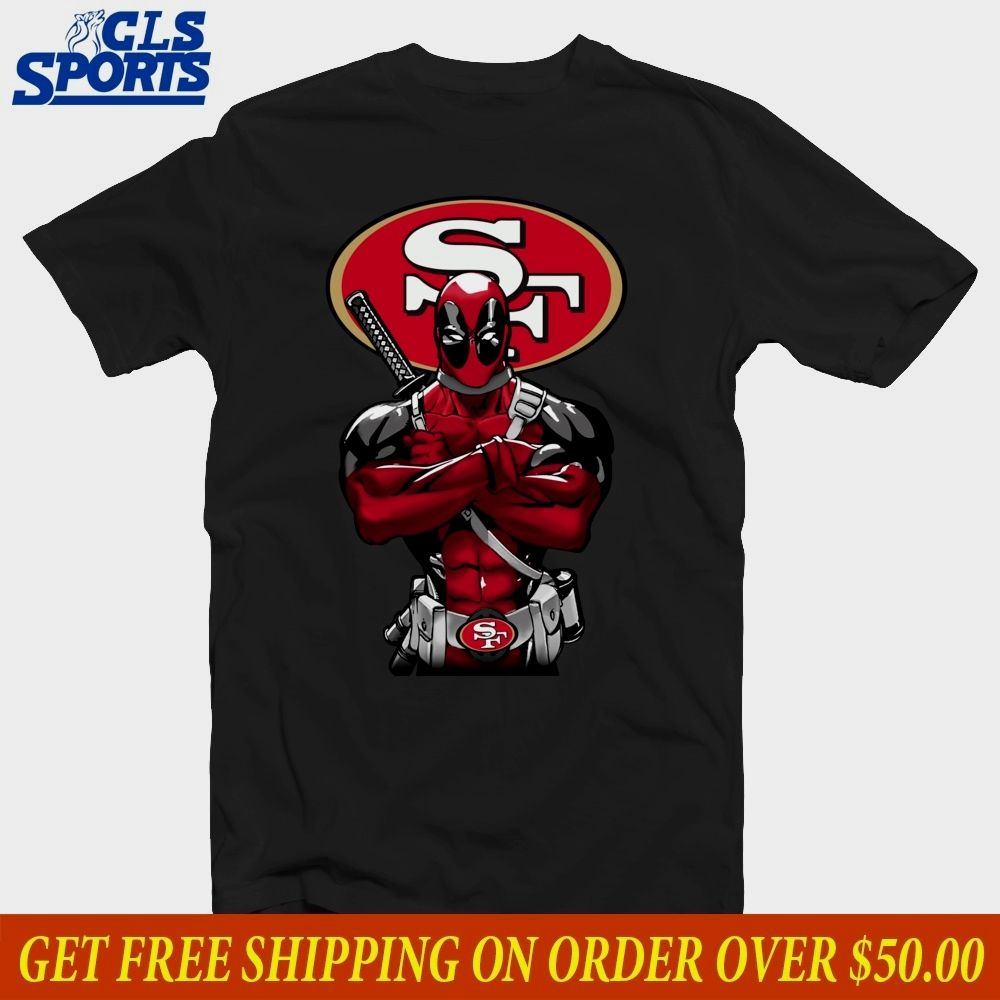 24563893d Would you like to wear San Francisco 49ers T-Shirts  Grab yours by clicking  the link in my profile Bio 💕  49ersfans247 Get here   shop.clssport.com ...