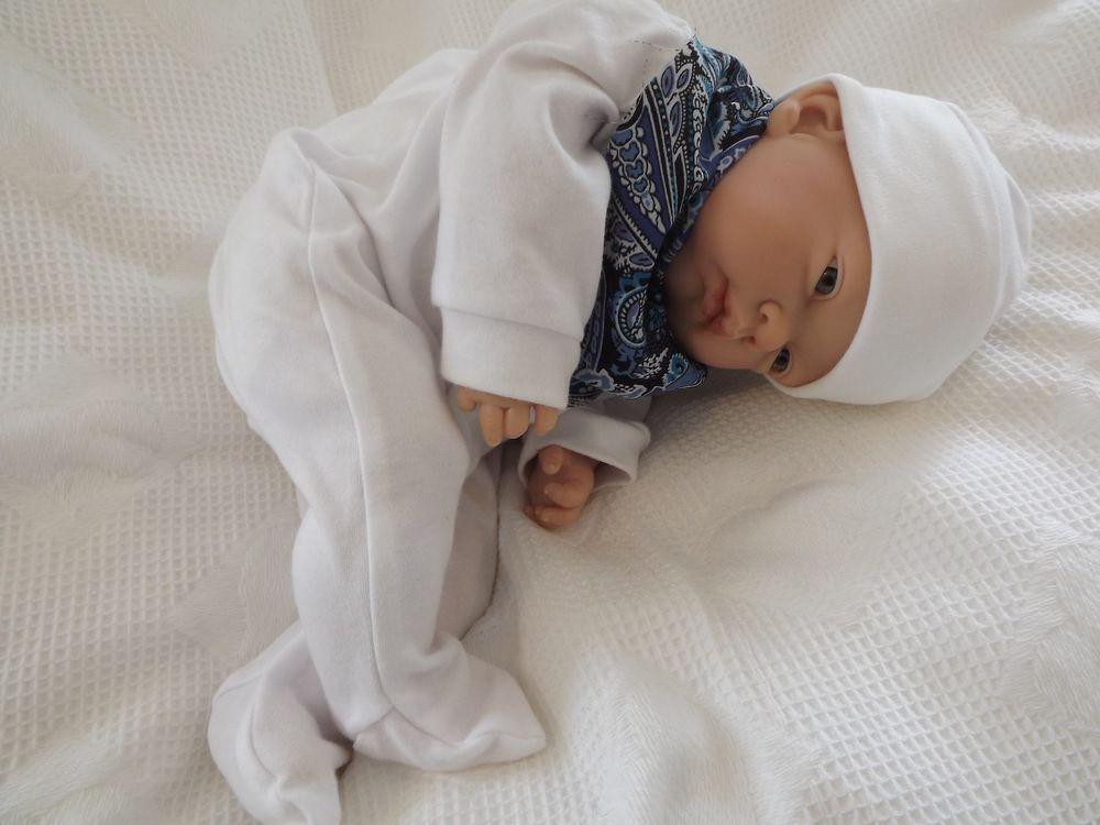 BOHO BABY BOY BCLS Realistic Childs 1st Reborn Doll Girls Birthday Xmas Gift