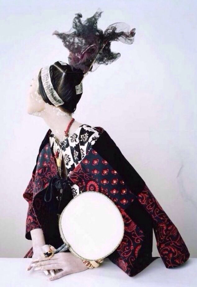 """""""Magical Thinking"""" by Tim Walker for W Magazine March 2012"""