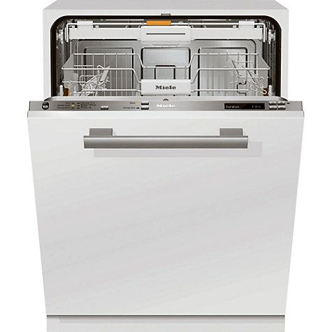 Miele G6470 SCVi Fully Integrated Dishwasher Integrated