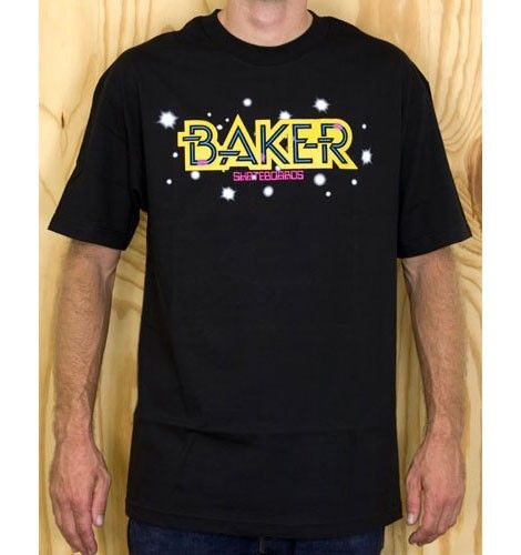5650123c Baker Skateboards P Funk Logo X-Large Black T-Shirt Click on the picture to  purchase.