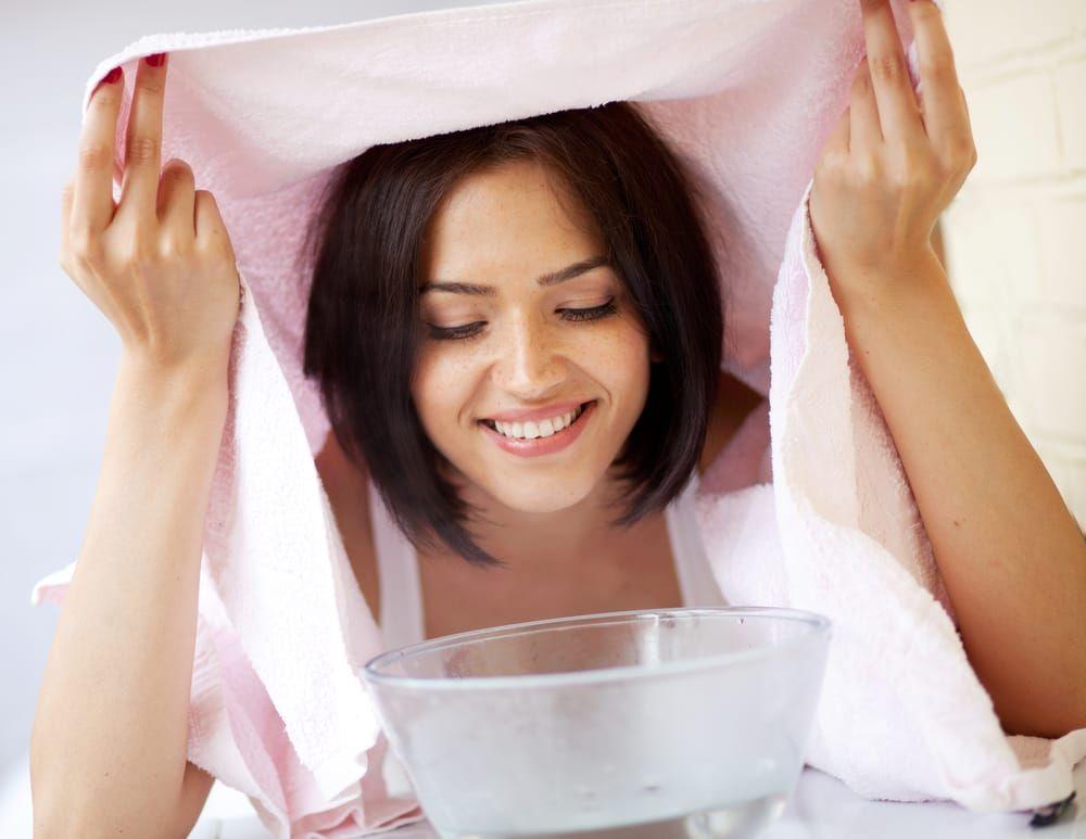 Benefici del vapore sul viso: pelle luminosa e bella – Non sprecare