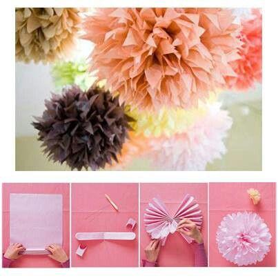 Pin By Claudia Mijares De Flores On Ideas Para Manualidades Paper Flowers Idea Creativas Crafts