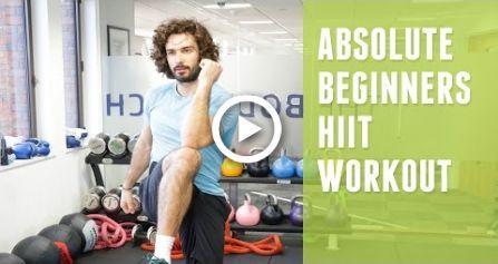 Absolute Beginners HIIT Workout | The Body Coach | Joe Wicks #fitness