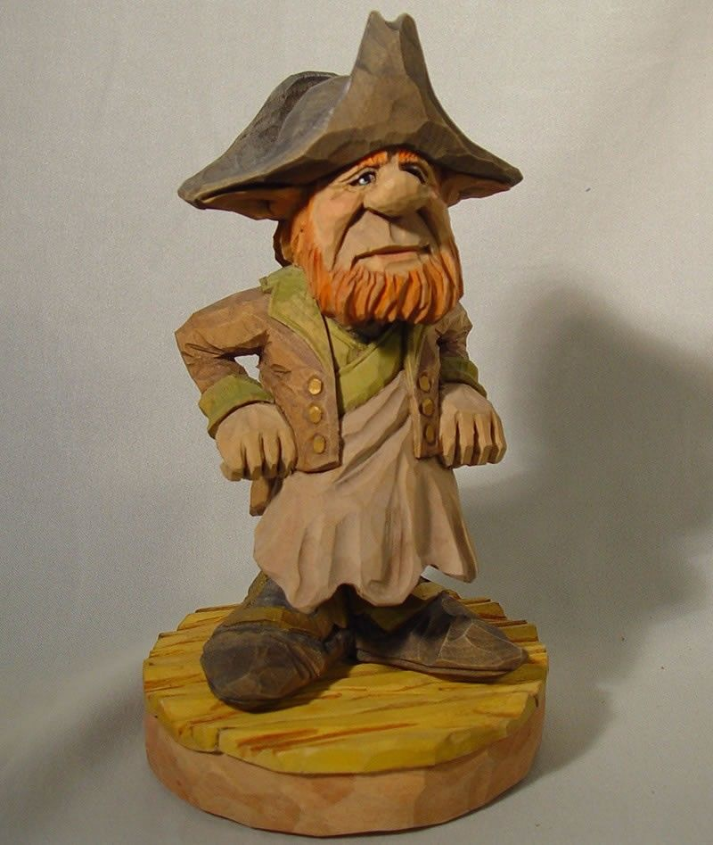 Caricature carving fundamentals of woodworking mobile