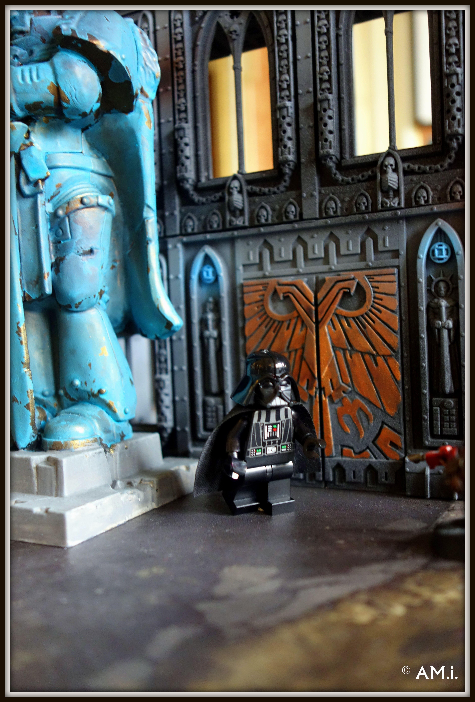 AM.i. Lego Star Wars