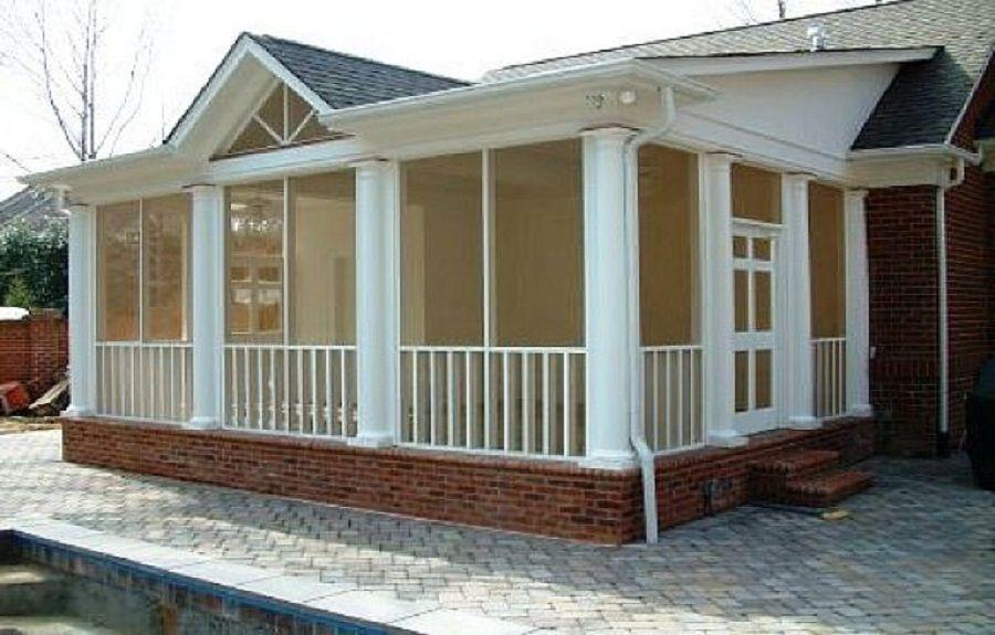 Screened Porch Plans Designs Unique Hardscape Design Screened Porch Designs Porch Design House With Porch