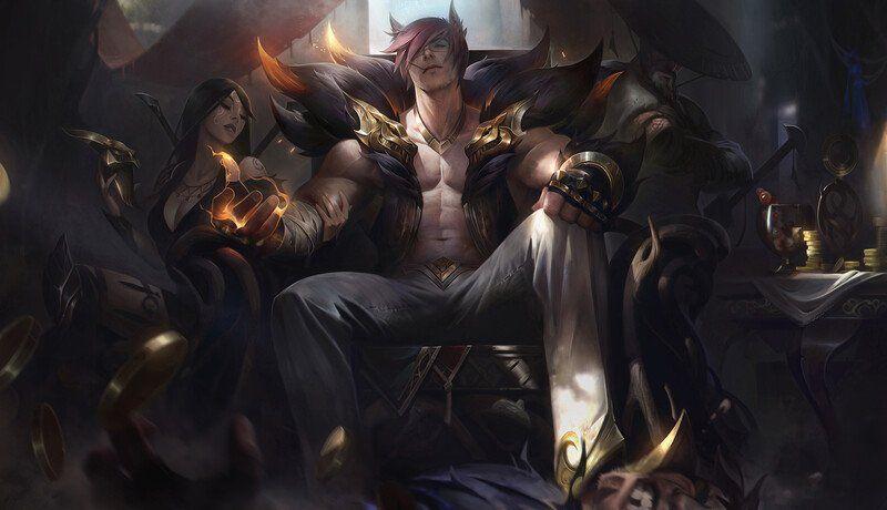 Artstation Sett The Boss Alex Flores Champions League Of Legends Lol League Of Legends League Of Legends