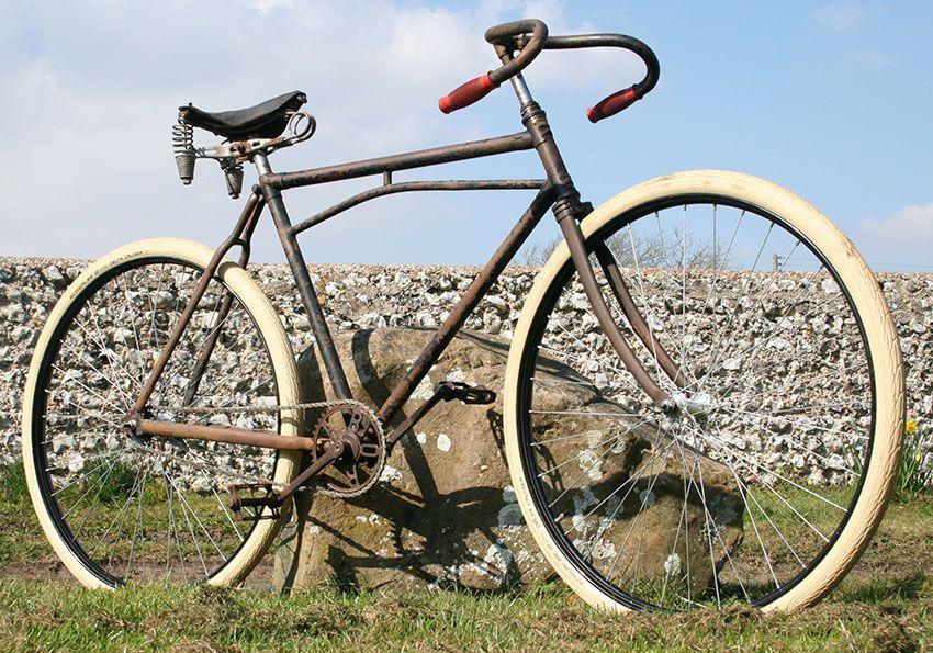 1920s le Cadre \'Special Labor\' Truss Bridge Racer The Online Bicycle ...