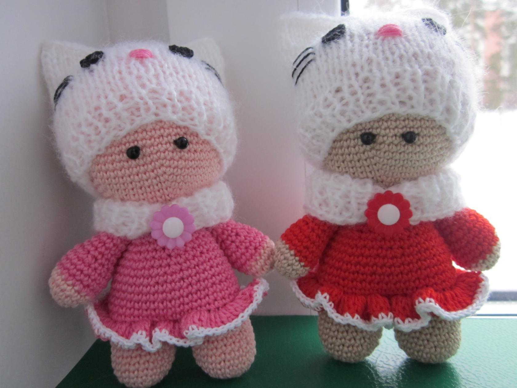 1) Одноклассники   bebişler   Pinterest   Muñecos de ganchillo ...