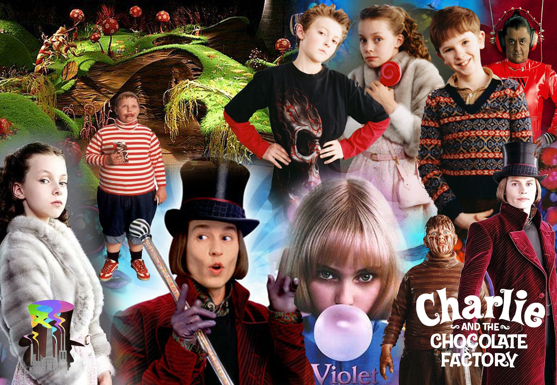 Charlie And The Chocolate Factory Tim Burton Project Charlie Chocolate Factory Chocolate Factory Oompa Loompa