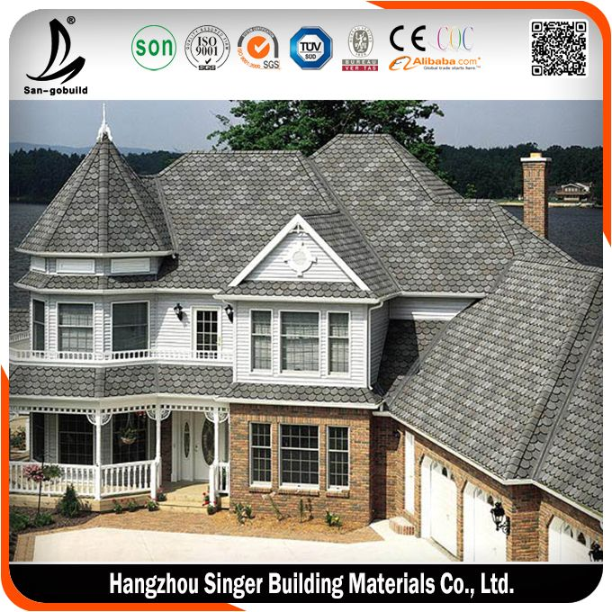 Synthetic Roof Tiles Portugal Low Price Metal Sheet Roof Tile View Synthetic Roof Tile Sgb Product De Asphalt Roof Shingles Building Materials Roof Shingles