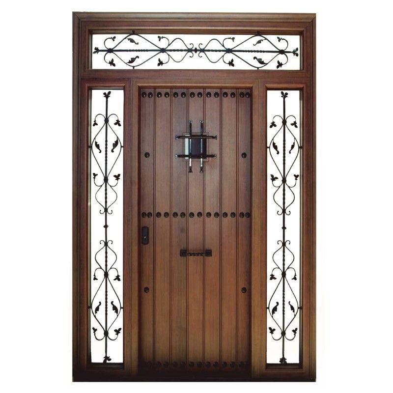 Fabricantes De Puertas Venta De Puertas De Aluminio Exterior - Modelos-de-puertas-rusticas