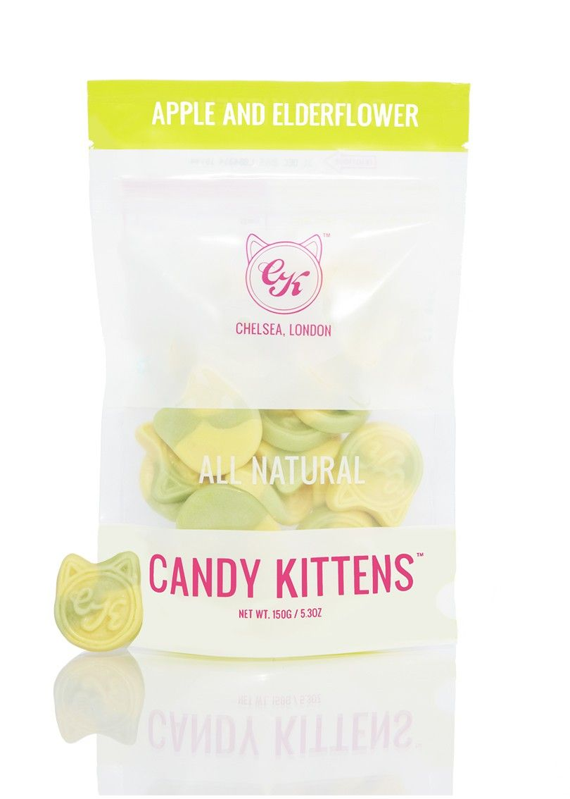Candy Kittens Apple And Elderflower Flavour Also Recommended