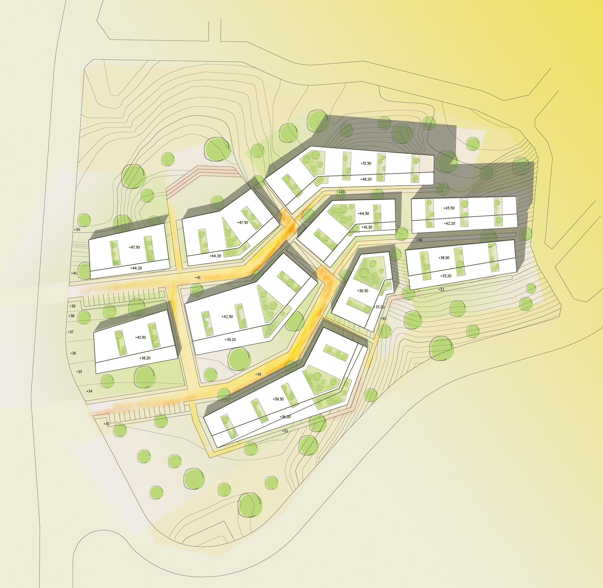 site plan Şehir planlama, Şehir, Mimari
