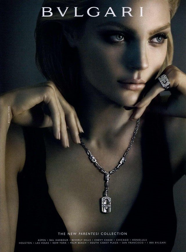 Bulgari Ad Campaign 2006-2007 Shot #3